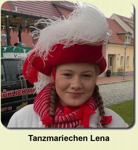Tanzmariechen Lena