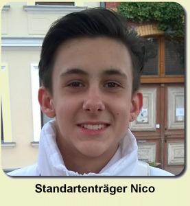 Standartenträger Nico