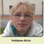 Hofdame Alicia