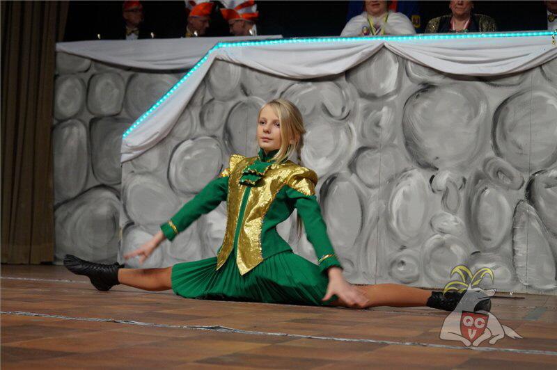 Tanzmariechen Serafina Rosengarde - ©QCV